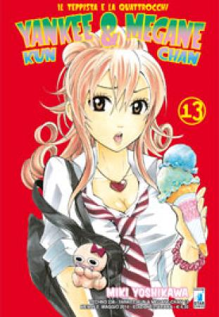 Yankee Kun & Megane Chan : il teppista e la quattrocchi / Miki Yoshikawa. 13