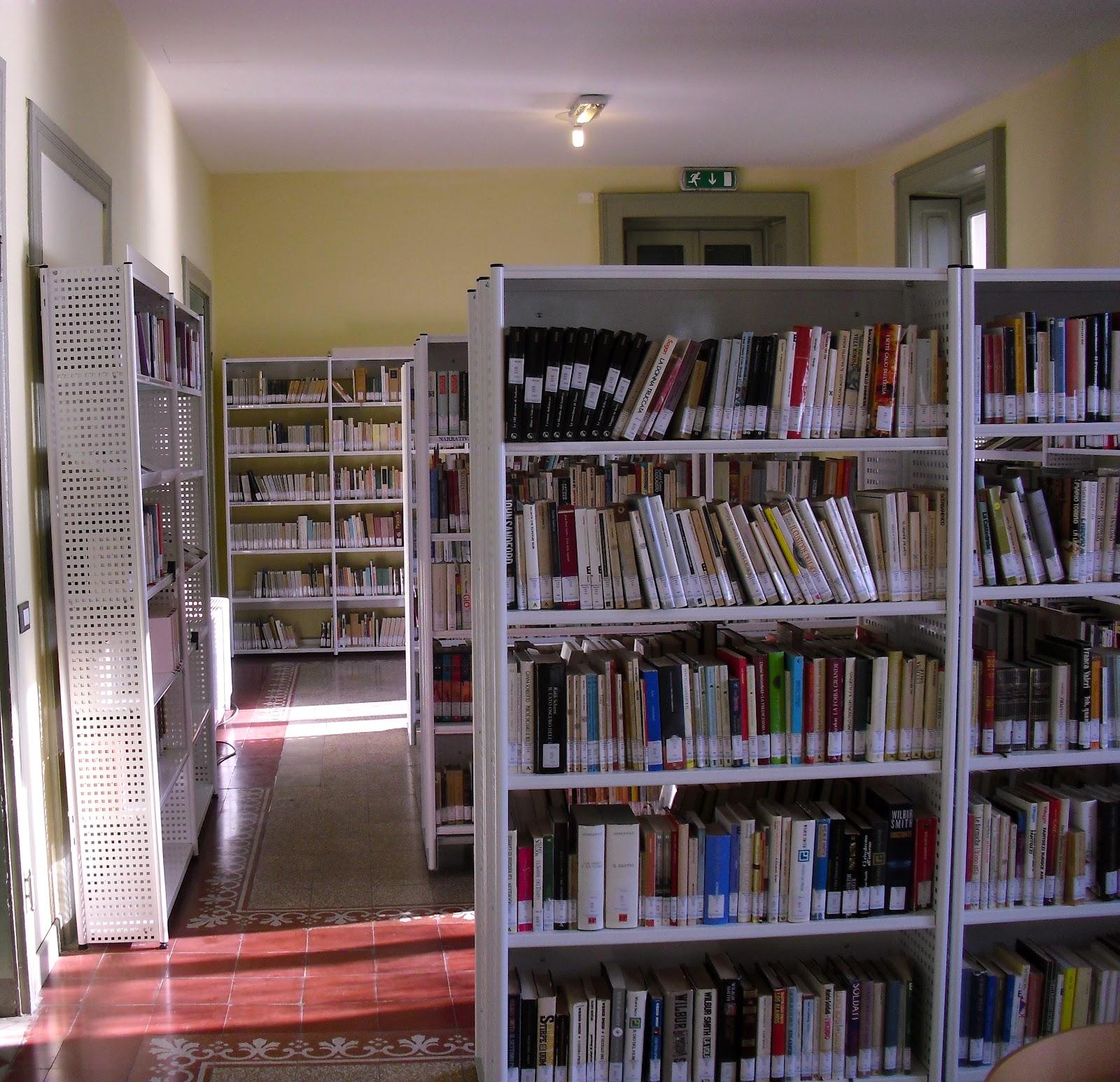 biblioteca di Marone esterno