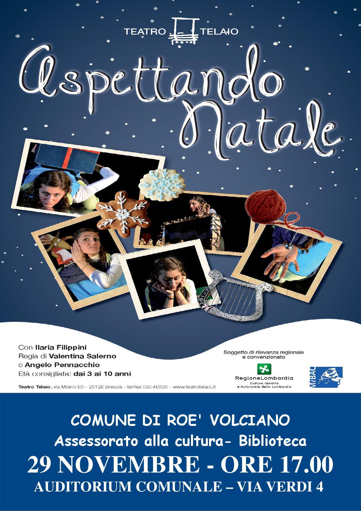 Super Aspettando Natale spettacolo teatrale per bambini dai 3 ai 10 anni  ZO34